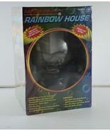MiracleBeam Rainbow House Aquarium gift Betta Gold Fish Tank Bowl Kids B... - $15.83