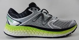 New Balance 1080 v7 Size US 9 M (D) EU 42.5 Men's Running Shoes White M1080WB7
