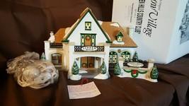 Dept 56 Original Snow Village 1997 LINDEN HILLS COUNTRY CLUB 54917 Retir... - $49.95