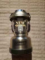Coleman Floating Krypton Lantern Silver Metallic Finish model 5310 serie... - $29.99