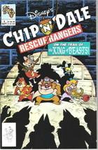 Disney's Chip 'N' Dale Rescue Rangers Comic #4, NM 1990 - $2.50