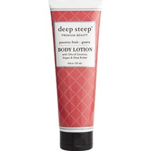 Deep Steep Passionfruit-guava Body Lotion 8 Oz By Deep Steep - $24.83