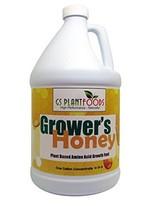 Grower's Honey Plant Based Amino Acid Plant Growth Fuel for Huge vegetat... - $54.53