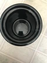Mini Crock Pot 16 oz Little Dipper Slow Cooker Replacement Insert Black - $11.30