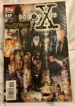 The X-Files TV Series Comic Book #10 Topps 1995 - $5.00