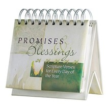 Flip Calendar - Promises and Blessings - $13.51