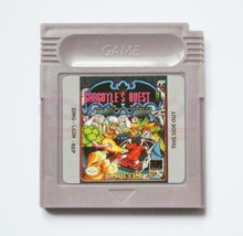 Gargoyles Quest II - Game boy Gameboy Color GBC 16 bit video game Model ... - $14.45