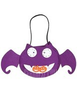 Bat Shaped Halloween Bag  - £22.60 GBP