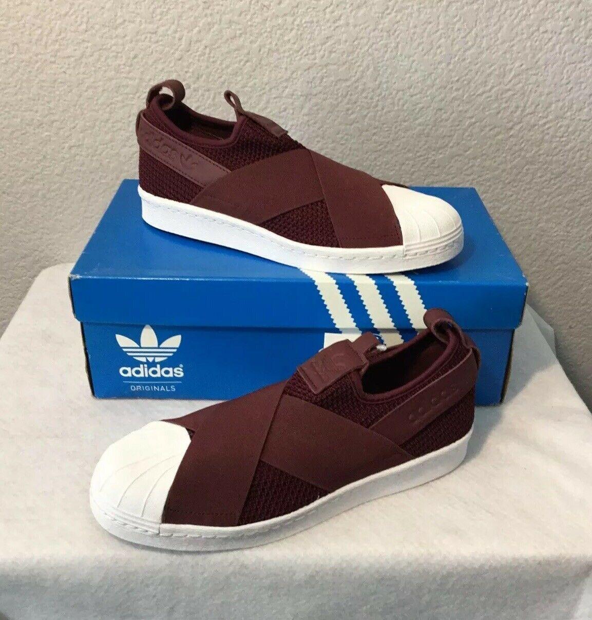 buy popular ea20b 3a186 New Adidas Originals Superstar Slip On Shoes and 20 similar ...