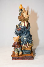 Boyds Bears: Ms. Libearty... Wants You Too! - Style 01998-21 - Special F.O.B image 6