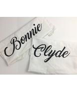 One Bella Casa Bonnie and Clyde Pillowcases Pillowcase Set $60 - $23.72