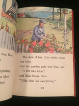 Vintage Childrens book: 1952 Wishing Well- The Alice and Jerry Books image 4