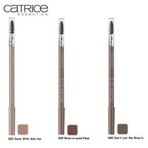 CATRICE Eye Brow Stylist Definer Pencil Brush Eyebrow Liner Perfect Brow... - $7.44