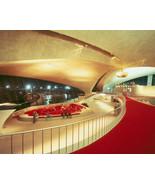 Trans World Airline TWA Terminal interior at JFK Airport Idlewild Photo ... - $8.81+