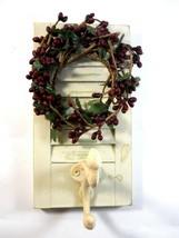 Wreath Hanger Christmas Decorative Clothes Coat Hanger 7 IN. - $4.94
