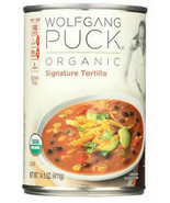 Wolfgang Puck Organic Signature Tortilla Soup, 14.5 oz Can, Case of 12 v... - $47.99
