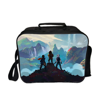 Dragon Prince Kid Adult Lunch Box Lunch Bag Picnic Bag A - $19.99