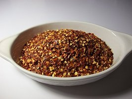 Red Pepper Flakes, Dried N Chopped, Organic, 1 Oz, Delicious Hot Fresh - $5.75