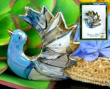 Vintage dove bird brooch pin ceramic enamel sylvain filion quebec thumb155 crop