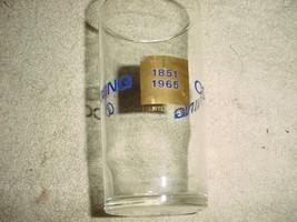Corning Glass Works 1965 Anniversary Glass Rare 114th Free Usa Shipping - $12.19