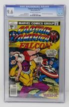 Marvel Comics 1977 Captain America and The Falcon #211 CGC 9.6 Near Mint + - $189.99
