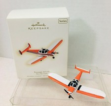 2008 Skys the Limit #12 Ercoupe 415-D Hallmark Christmas Tree Ornament MIB - $49.01