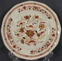"Wedgwood Kashmar Dinner Plate 10 3/8"" England Mild Crazing As Is  - $17.95"