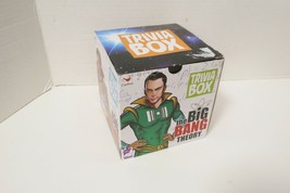 The Big Bang Theory Trivia Box By Cardinal In Original Box Cards Sealed - $11.00