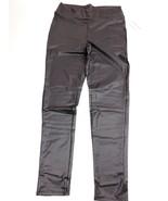 NWT Eye Candy Women Black Faux Leather Pants 1X Plus - $18.49