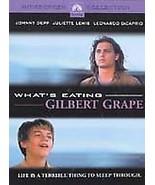 What's Eating Gilbert Grape [DVD, 2001] [1993] - $3.59
