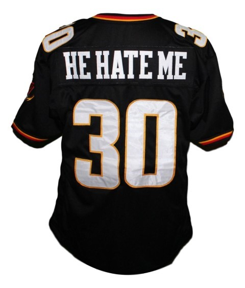 He Hate Me #30 Rod Smart New Men Football Jersey Black Any Size