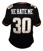 He hate me  30 rod smart new men football jersey black 2 thumb200