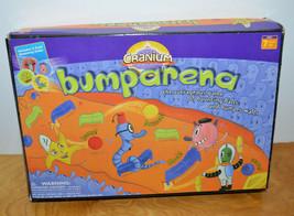CRANIUM BUMPARENA SKILL GAME EDUCATIONAL LEARNING SKEE-BALL FAMILY GAME ... - $13.54