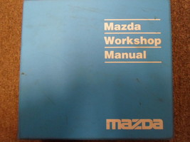 2001 Mazda B-Series Truck Service Repair Worksho Shop Manual UPDATED FAC... - $92.69