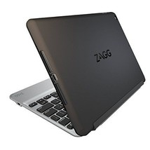 Zagg Slim Book Hinged Case with Detachable Backlit Keyboard for iPad Min... - $28.15