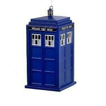 Doctor Who™ Tardis Ornament w - $9.99