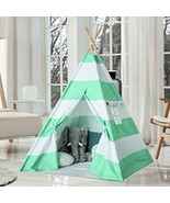 UKadou Kids Teepee Tent for Kids Teepee Play Tents for Baby Toddlers Pla... - $55.40