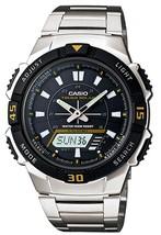 Casio Analog Digital Tough Solar Aq-s800wd-1evdf Aq-s800wd-1ev Men's Watch - $85.50