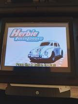 Nintendo Game Boy Advance GBA Disney's Herbie: Fully Loaded image 1