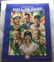 2008 National Baseball Hall of Fame Yearbook Gossage - $4.99