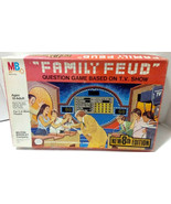 Vintage 1985 Milton Bradley Family Feud 8th Edition Complete  Home Game - $23.21