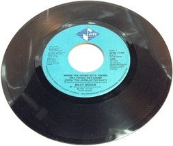 """An item in the Music category: BILLY OCEAN 7"""" 45 rpm Record WHEN THE GOING GETS TOUGH,THE TOUGH GETS GOING 1985"""