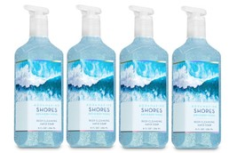 Bath & Body Works Aquamarine Shores Deep Cleansing Hand Soap 4 Pack - $24.99