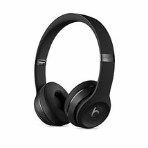 Beats By Dr. Dre Solo 3 Wireless Gloss Black Headphones - ₹11,540.34 INR