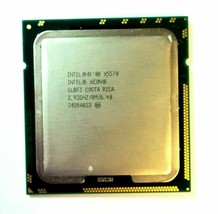 Lot of 5 - CPU Intel Xeon X5570 2.93 GHz 8M 6.40 SLBF3 Server Processor ... - $43.06