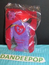 TY Retired Beanie Baby Teenie McDonald's Happy Meal toy Grimace Bear 2004 #12 - $12.37