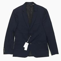 New Lacoste Men's Navy Blue Blazer Suit Jacket Size 50 / M Two-Button Sp... - $99.99