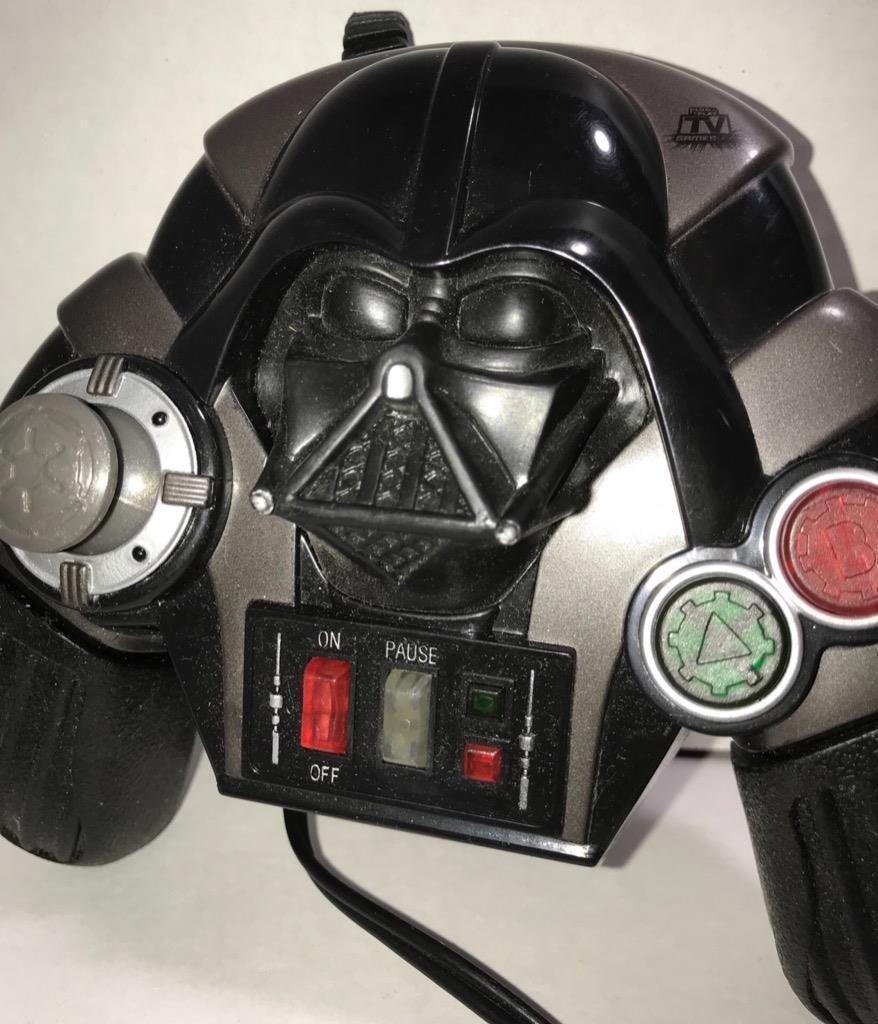 Star Wars Revenge of the Sith Darth Vader Jakks Pacific Plug/Play TV Video Game