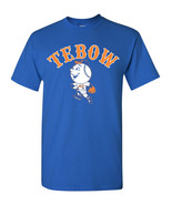 Tebow Baseball Tim Tebow Minor League Men's Tee Shirt 1657 - $8.87+