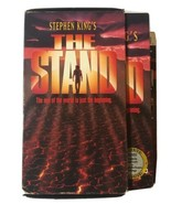 """Stephen King's """"The Stand"""" Box Set 1994 set of 4 VHS tapes - $18.69"""